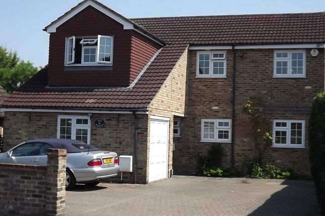 Thumbnail Detached House For Sale In Sandy Lane Farnborough
