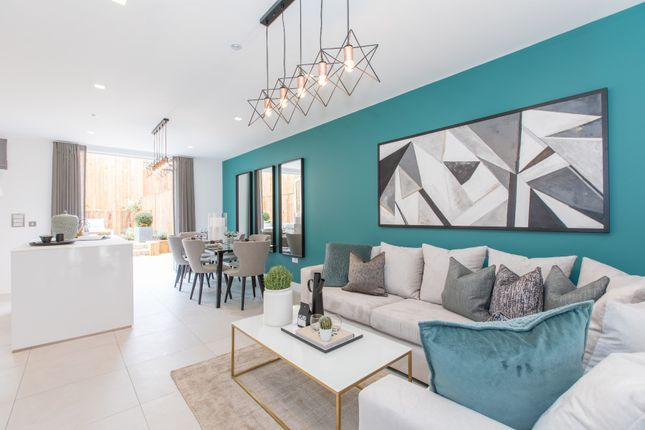 Thumbnail Terraced house for sale in Woodside Avenue, Muswell Hill