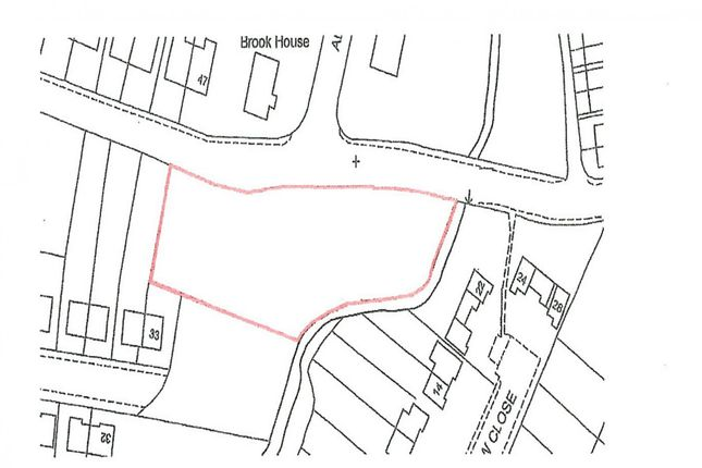 Thumbnail Land for sale in Land Adjacent To Buxton Road, Chinley, High Peak