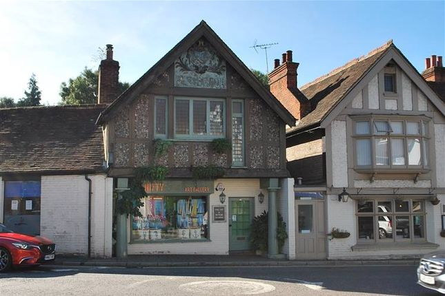 Thumbnail Commercial property for sale in High Street, Storrington, Pulborough