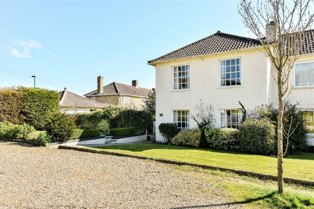 Thumbnail End terrace house for sale in Ethelburt Avenue, Bassett Green, Hampshire