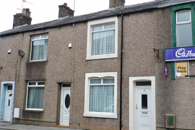 New Image of Argyle Terrace, Maryport, Cumbria CA15