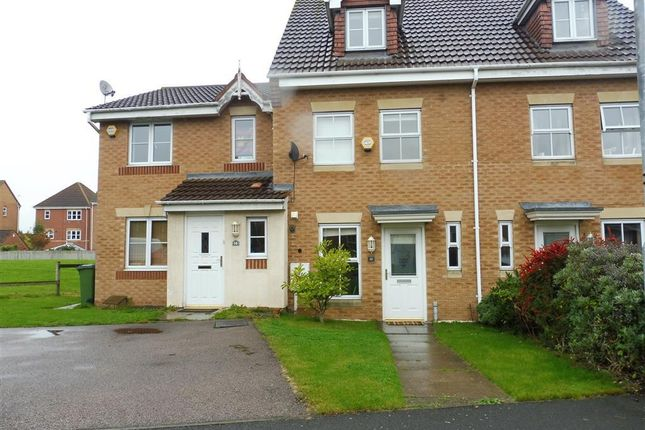 Thumbnail Property to rent in Marshall Close, Thorpe Astley, Leicester