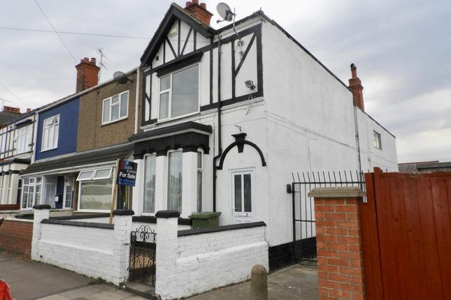 Thumbnail Terraced house to rent in Grant Street, Cleethorpes