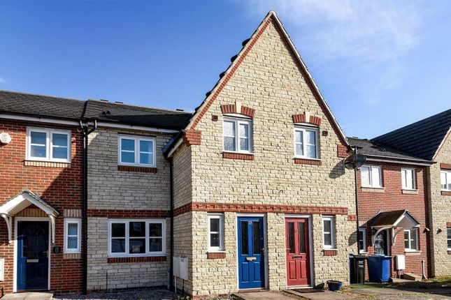 Thumbnail Terraced house to rent in Bryony Road, Bicester