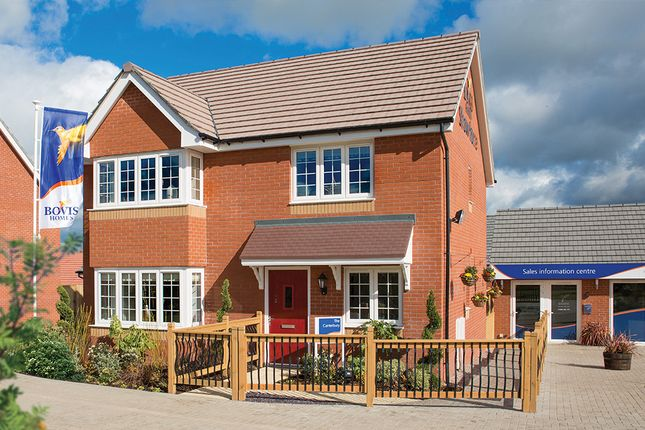 "Thumbnail Detached house for sale in ""The Canterbury"" at Pixie Walk, Ottery St. Mary"