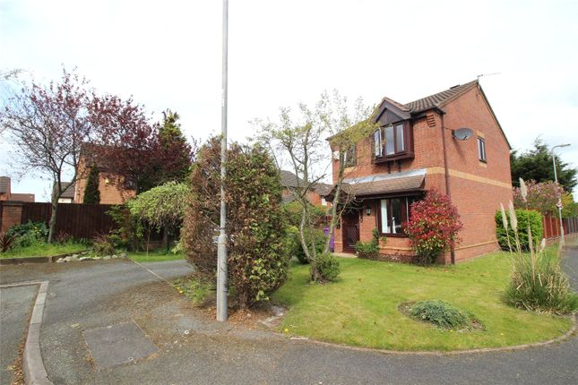 Thumbnail Detached house for sale in Coulport Close, Liverpool, Merseyside