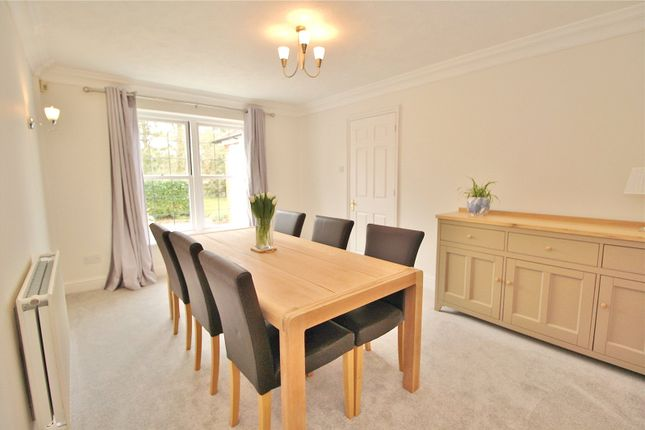 Dining Room of Fox Lea, Findon Village, Worthing, West Sussex BN14