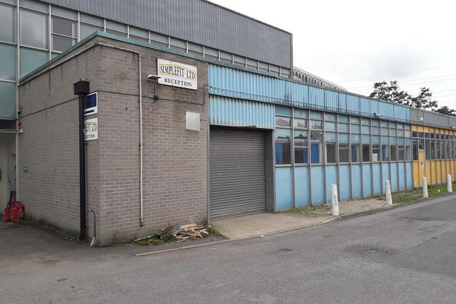 Thumbnail Warehouse to let in Units & 4We, Central Crescent, Marchwood Industrial Park, Marchwood, Southampton