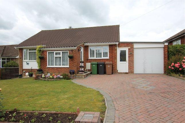 Thumbnail Detached bungalow for sale in Grange Avenue, Hastings, East Sussex