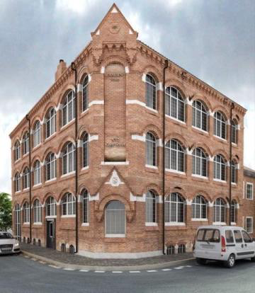 Thumbnail Flat to rent in Camden House, Grey Street, Ashton-Under-Lyne