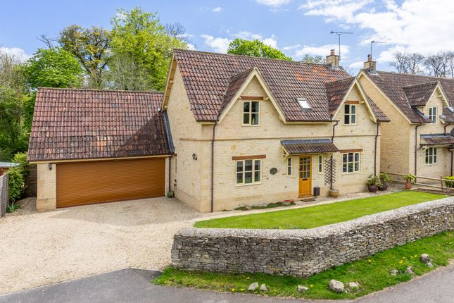 Thumbnail Detached house for sale in Brook End, Luckington, Chippenham