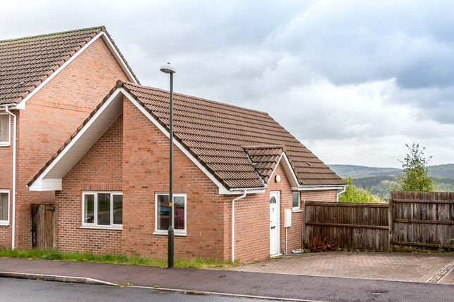 Thumbnail Detached bungalow to rent in Princess Royal Road, Bream, Lydney