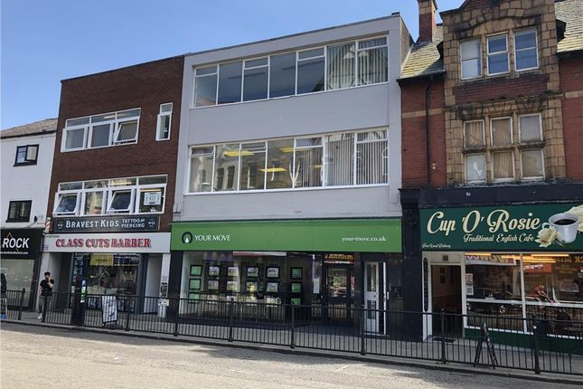 Thumbnail Commercial property for sale in 18-20 The Rock, Bury Town Centre, Lancashire