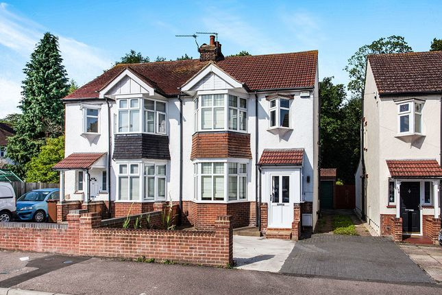 Thumbnail Semi-detached house for sale in Palmerston Road, Chatham