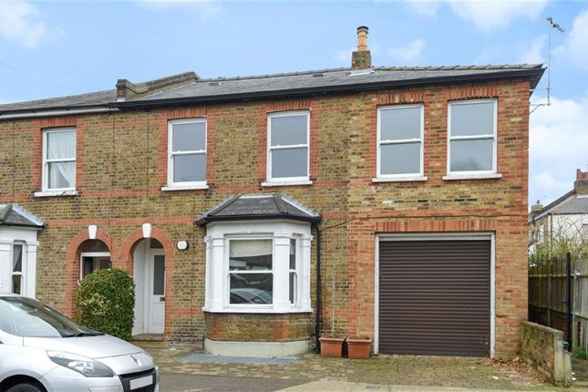 5 bed semi-detached house for sale in Thorpe Road, Kingston Upon Thames
