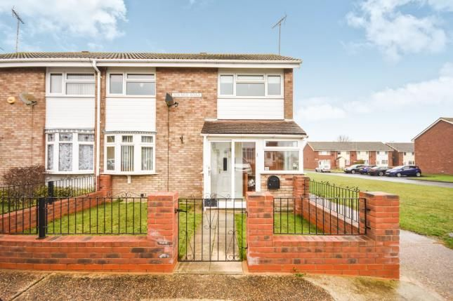 Thumbnail Semi-detached house for sale in Siward Road, Witham