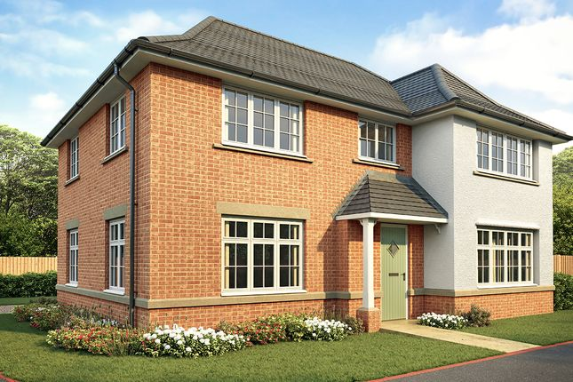 """Thumbnail Detached house for sale in """"Shaftesbury"""" at Waterlode, Nantwich"""