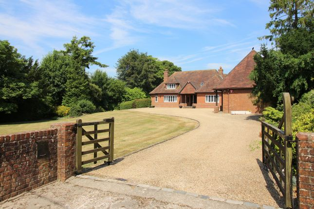 Thumbnail Detached house for sale in Paice Lane, Medstead, Hampshire