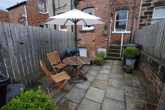 Thumbnail Terraced house to rent in Woodbine Terrace, Harrogate