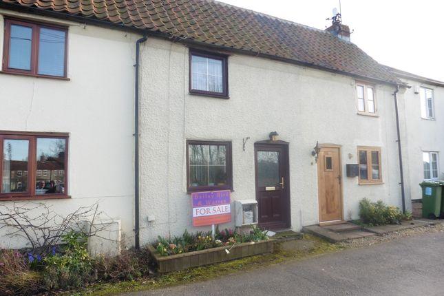 Thumbnail Terraced house for sale in Back Street, Hempton