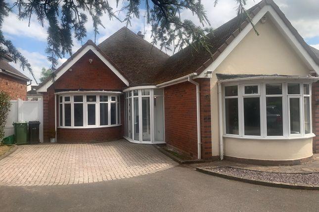 2 bed detached bungalow to rent in Western Avenue, Halesowen B62