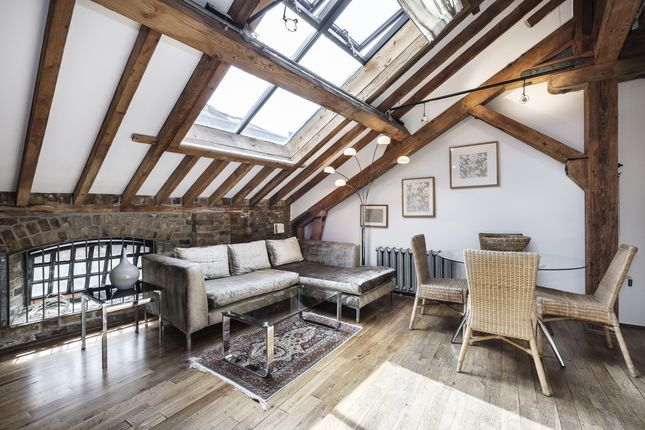 Thumbnail Flat to rent in Butlers & Colonial Wharf, London