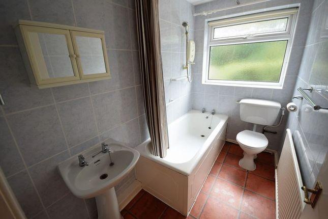 Bathroom of Waverley Gardens, Carlisle CA3