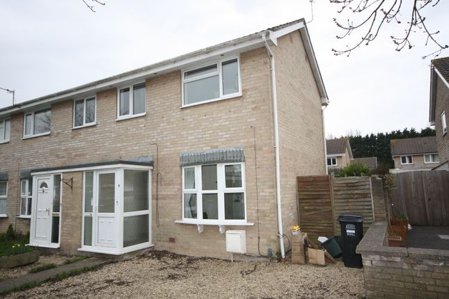 Thumbnail End terrace house to rent in Freshmoor, Clevedon