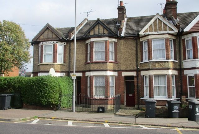 Thumbnail Terraced house for sale in Old Bedford Road, Luton