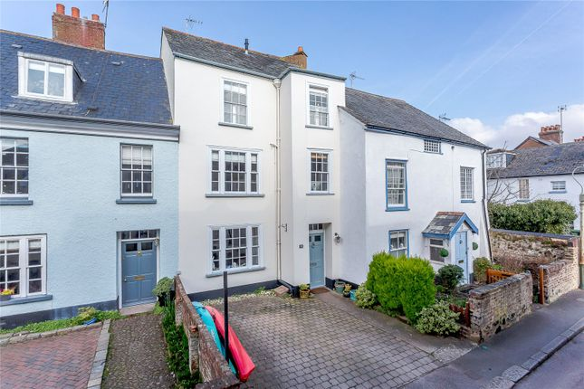 Thumbnail Terraced house for sale in Higher Shapter Street, Topsham, Exeter, Devon