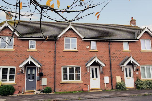 Thumbnail Terraced house for sale in Railway Crescent, Shipston-On-Stour