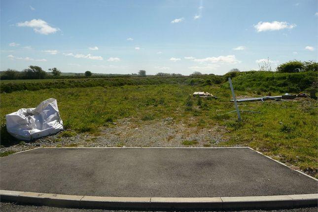Land for sale in Plot 1 Bro Dewi, Puncheston, Haverfordwest, Pembrokeshire