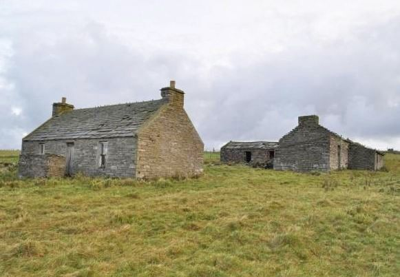 Thumbnail Cottage for sale in Rapness, Westray, Orkney