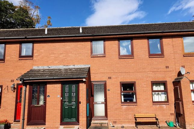 Thumbnail Flat for sale in Glebe Close, Dalston, Carlisle