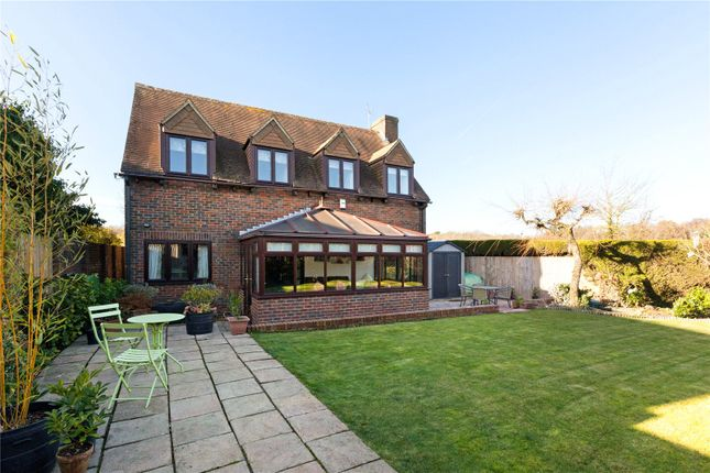 Thumbnail Detached house for sale in Inkpen Common, Inkpen, Hungerford, Berkshire