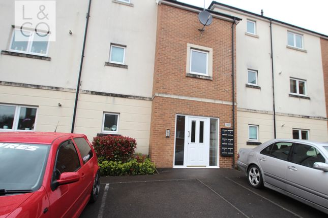 Thumbnail Flat to rent in Primrose House, Golden Mile View, Newport