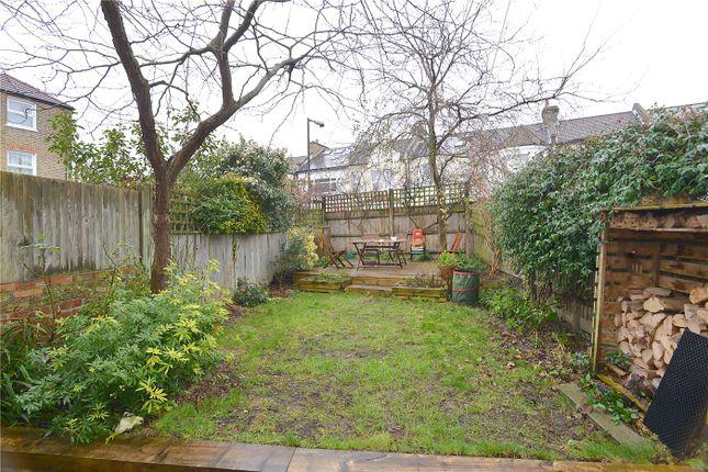 ... Garden Part One of Crawthew Grove, East Dulwich, London SE22 ...
