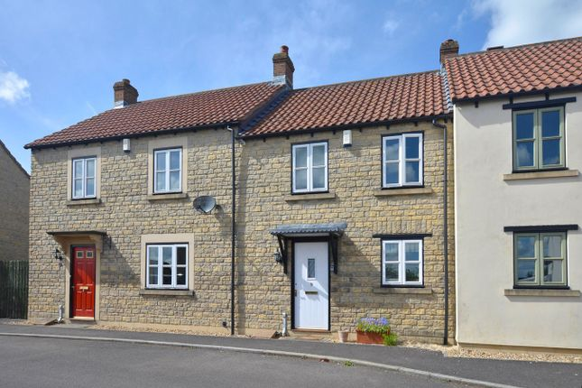 Thumbnail Terraced house to rent in Churchfields, Rode