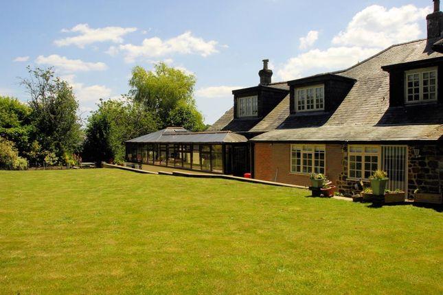 Thumbnail Farmhouse for sale in Castle Farm House, Lytchett Matravers, Dorset