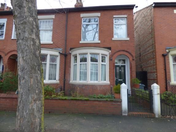 Thumbnail End terrace house for sale in St. Annes Road, Manchester, Greater Manchester