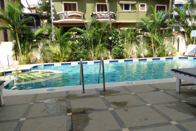 Thumbnail Apartment for sale in 2 Bedroom Apartment In Goa, 2 Bedroom Apartment In Goa, India