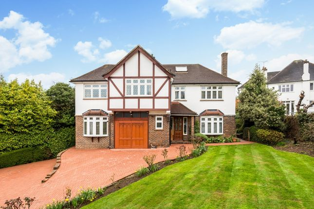 Thumbnail Detached house to rent in West Hill, Sanderstead, South Croydon