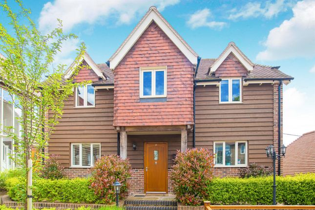 Thumbnail Detached house for sale in Old School Mews, Shrewton, Salisbury