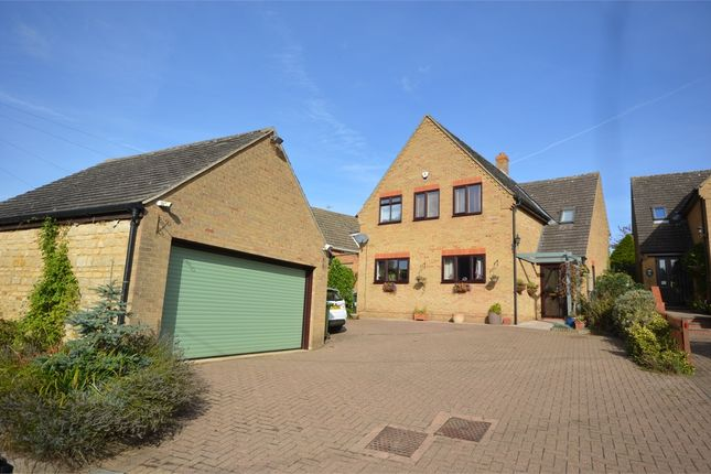 Thumbnail Detached house for sale in Sunnyside, Earls Barton, Northampton, Northamptonshire