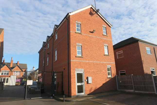 External (Main) of Willoughby Court, Melton Road, Nottingham NG2