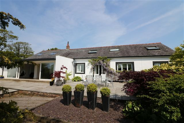 Thumbnail Detached house for sale in South House, Brampton, Carlisle, Cumbria