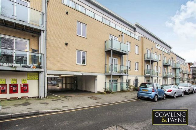 Thumbnail Flat for sale in Brunel House, Brentwood, Essex