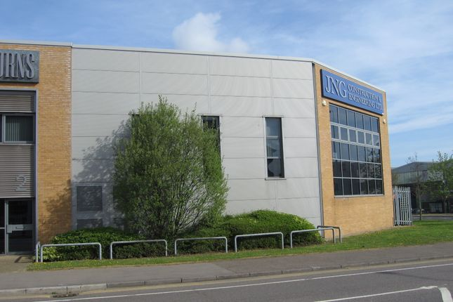 Thumbnail Business park for sale in Honywood Road, Basildon