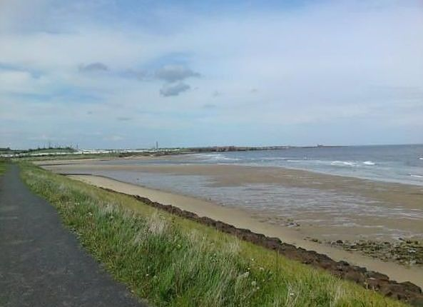 Thumbnail Flat to rent in West Bridge Street, Cambois, Blyth